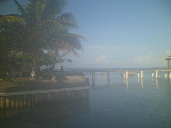 Lost Paradise Inn: The Dock