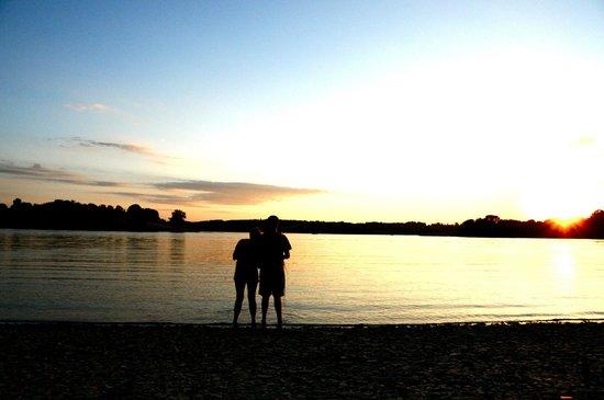 Codorus State Park: Sunset Fishing