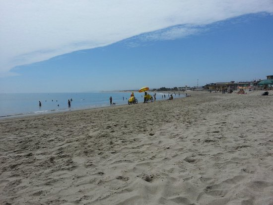Eco Lodge: Playa