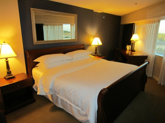 Sheraton Detroit Novi: Sheraton Sleeper bed