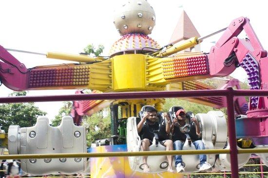 Wonderla Amusement Park: Insanity