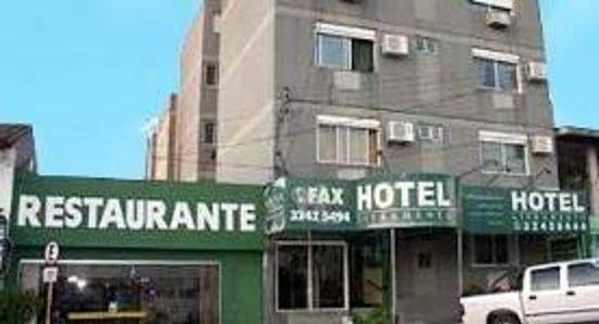 Hotel Livramento: Fachada