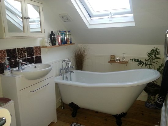 Linnies York B&B: ensuite