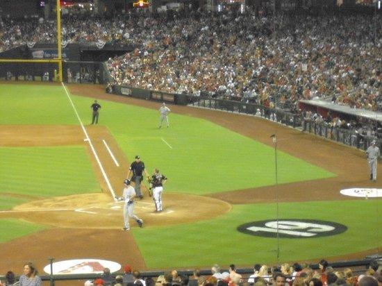Chase Field: Baseball