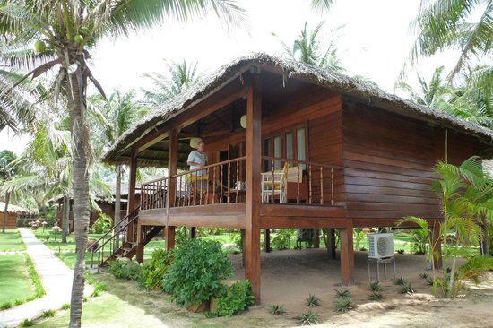 Coco Beach Resort: Bungalow # 18/19