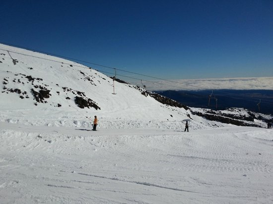 Whakapapa Ski Resort: The Valley - paradise!