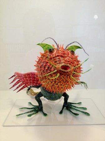 San Diego Museum of Man: alebrije