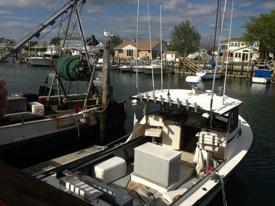 Freeport's Nautical Mile: Along the canal