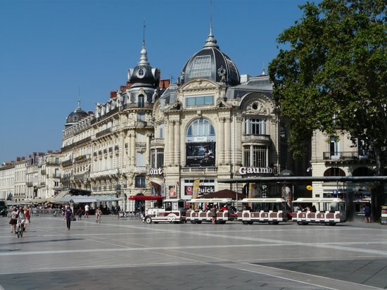 Musée Fabre : Streetscape