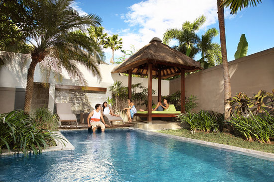 Le Jardin Villas, Seminyak: Private Pool