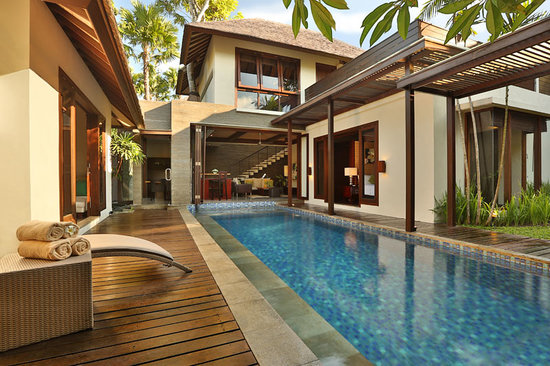 Le Jardin Villas, Seminyak: Three Bedrooms villa