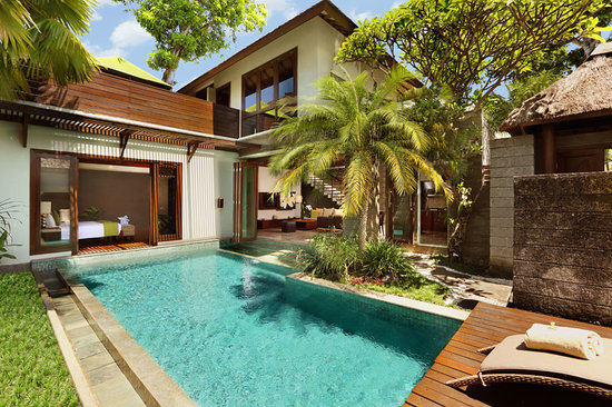 Le Jardin Villas, Seminyak: Two Bedrooms villa