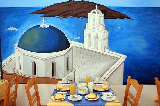 Hotel Leta: breakfast