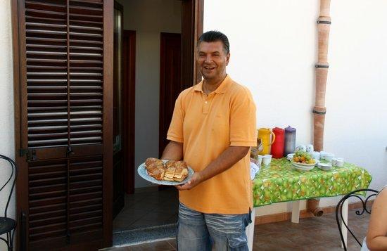 Mariposa B&B : il miglior pane cunzato di San Vito