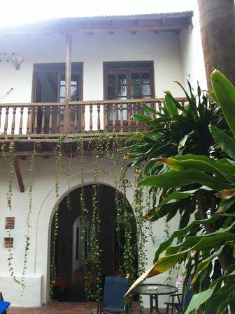 Casa del Tejadillo : Pool area