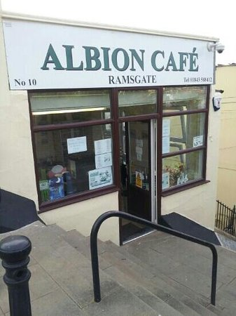 Albion Cafe