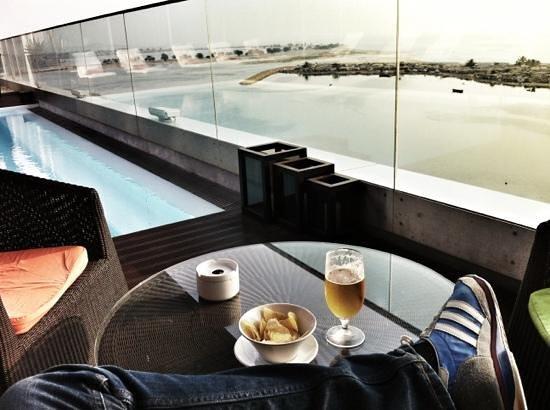 Hotel Baia Luanda: baia roof top