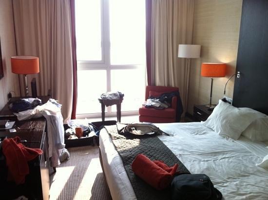 Hotel Baia Luanda: baia room