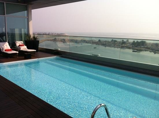 Hotel Baia Luanda: baia pool