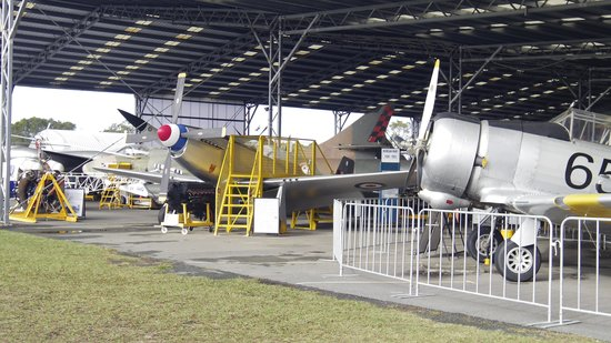 Queensland Air Museum: No2 Hanger and lots more