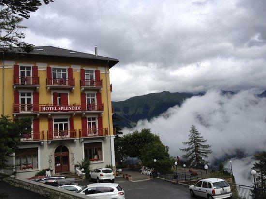 Hotel Splendide: Front