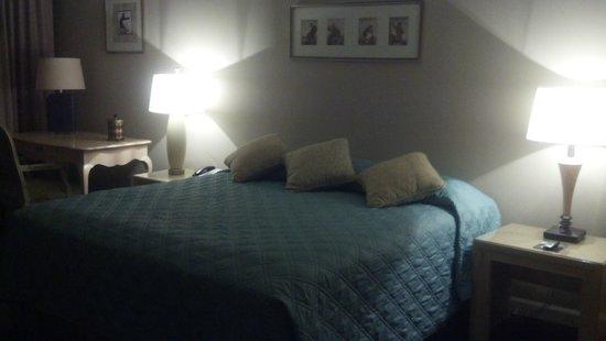 Marquis Villas Resort: The master bedroom