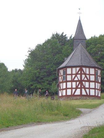LWL-Freilichtmuseum Detmold: little church