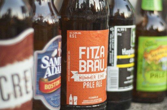 Restaurant Mainzer Golfclub: Craft Beer Auswahl