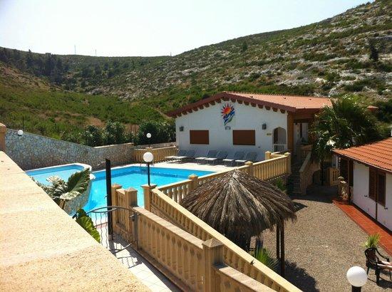 Residence olimpia desde s 113 peschici italia for Apartahoteles familiares playa