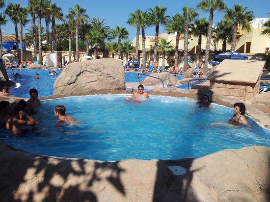 Playasol Spa Hotel: genial