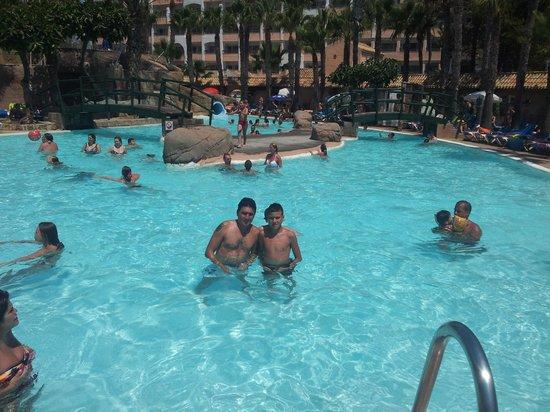 Playasol Spa Hotel: fabuloso