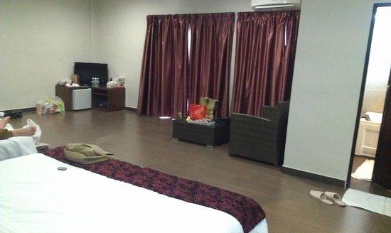 Sentosa Villa: 4F room