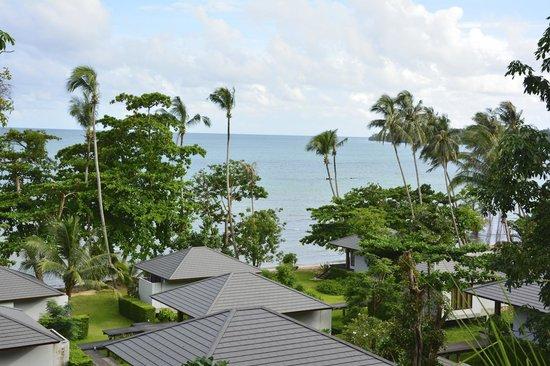 Plubpla Koh Mak Retreat: widok na hotel