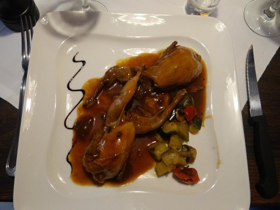 Le Salon des Indépendants : The Quail - Mains