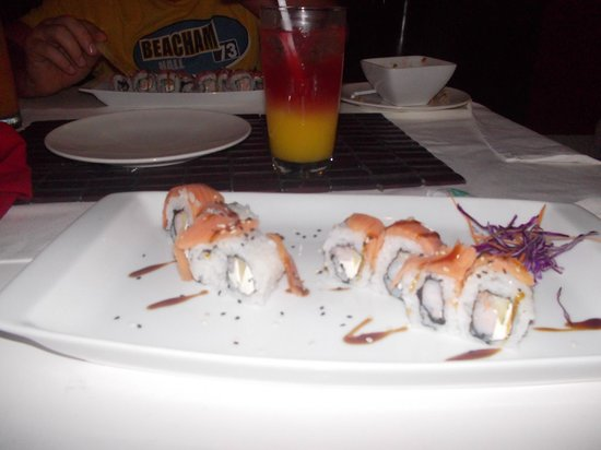 Bel Air Collection Resort & Spa Cancun: Sushi