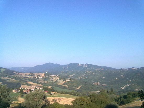 Alleluja Country House: il panorama circostante