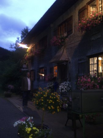Obere Mühle: Gasthaus Obere Muhle, Bad Hindelang