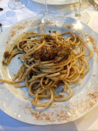Monoresort : Pasta con le sarde