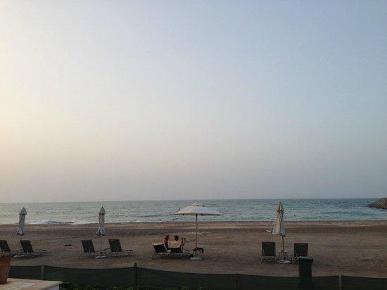 Millennium Resort Mussanah: View of beach