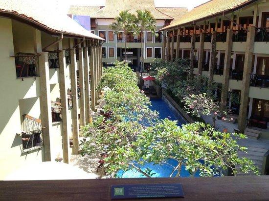 All Seasons Legian Bali: View from Room