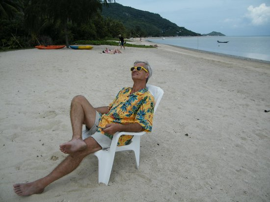 My Phangan Resort : i'm on rest