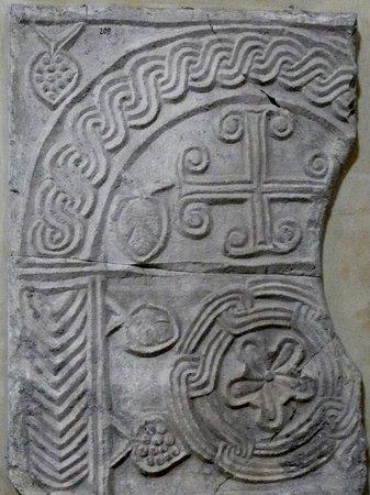 """Sant Agnese fuori le Mura: encore de """"beaux restes"""" !"""