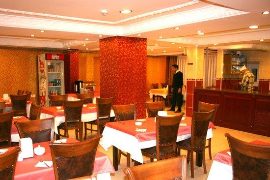Best Nobel Hotel: Restaurant