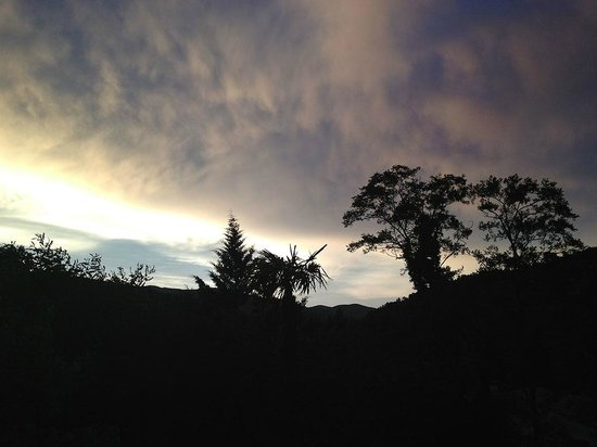 Mas Pallares: Traumhafter Ausblick - selbst mit Wolken