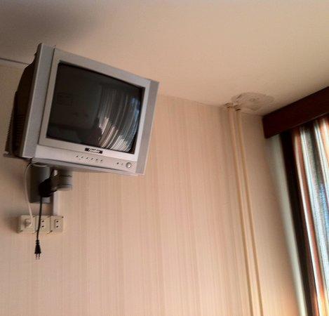 Hotel Arkada: pipes