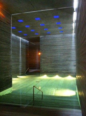 7132 Hotel: Det indre bad