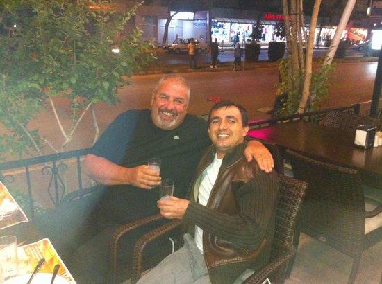 Koreli Restaurant: What a great night :-)