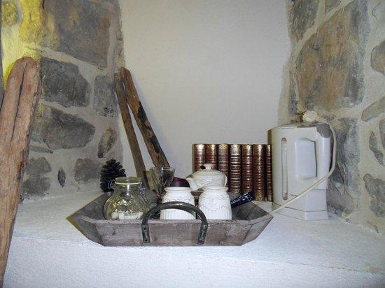 Le Mas de la Filoselle : Plateau Café et thé