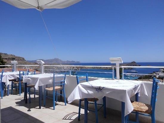 Mythos Restaurant: Welcome...your table awaits!