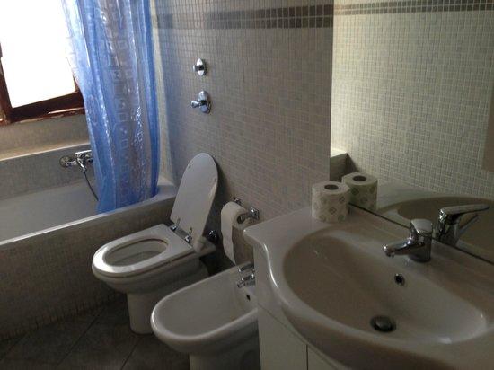 Euro Inn B&B: bagno
